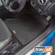 Rubber Mats for B-Class Electric Drive W246 2014 - 2018