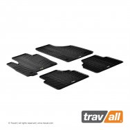 Rubber Mats for Meriva A 2003 - 2010