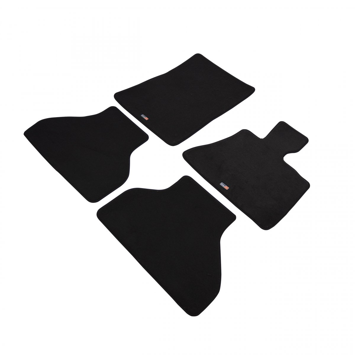 Travall® MATS [RHD] for BMW X5 M (2010 - 2013)