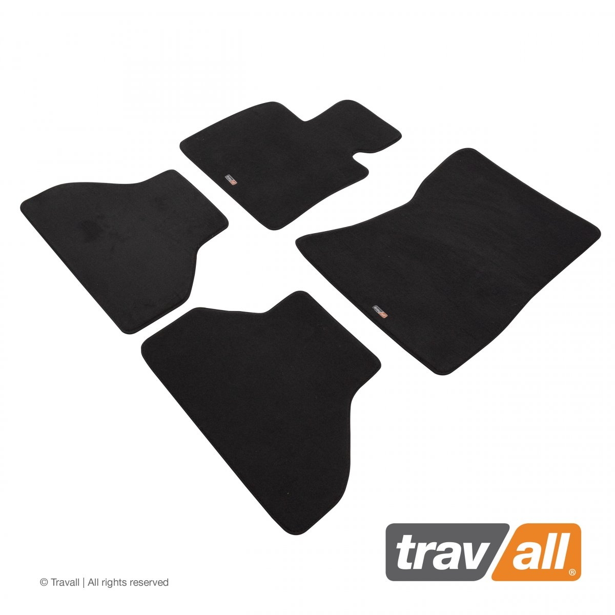 Travall® MATS [LHD] for BMW X5 M (2010 - 2013)