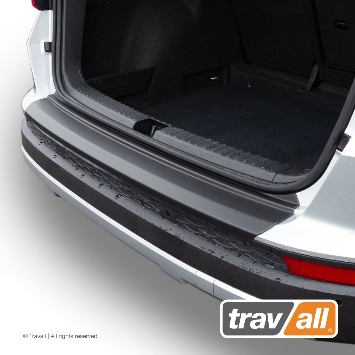 Travall® PROTECTOR-Plastic Smooth for SEAT Ateca / CUPRA Ateca (2016 >)