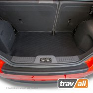 Boot Mats for Fiesta 3 Door Hatchback 2008 - 2012