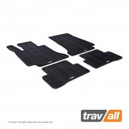 Rubber Mats for C-Class Saloon W205 2014 ->