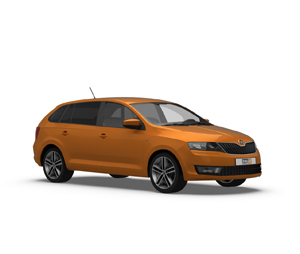 Rapid Spaceback 2012 ->