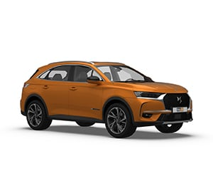 DS7 Crossback 2017 ->