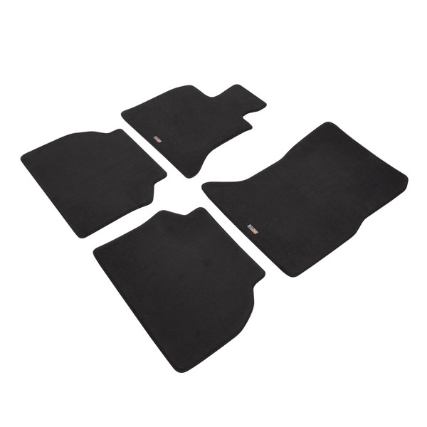 Travall® MATS [LHD] for BMW 5 Series Gran Turismo (2009)
