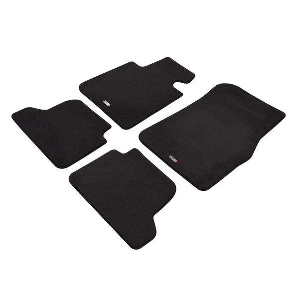Travall® MATS [LHD] for BMW 2 Series Coupe (2013 - 2017) M2 Coupe (2016 - )