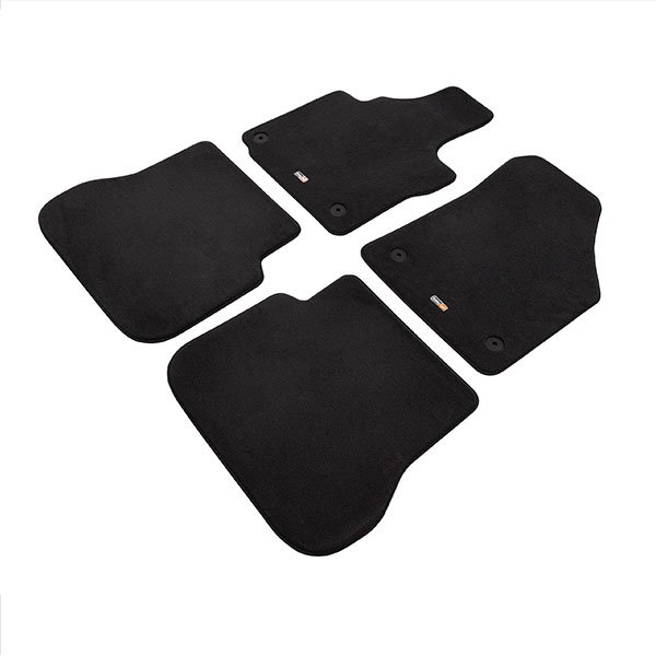 Travall® MATS [LHD] for Volkswagen Caddy Maxi (2010 - )