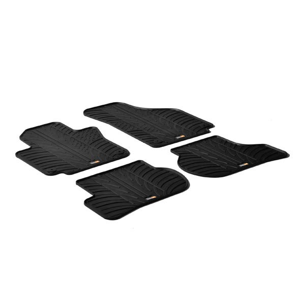 Travall® Mats per SEAT Altea/Toledo (2004-2009) / Volkswagen Golf Plus Hatchback (2004-2008)