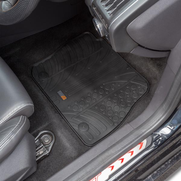 Travall® Mats per Ford Focus 5 Porte Hatchback/Familiare (2010-2014) / ST (2012-2014)