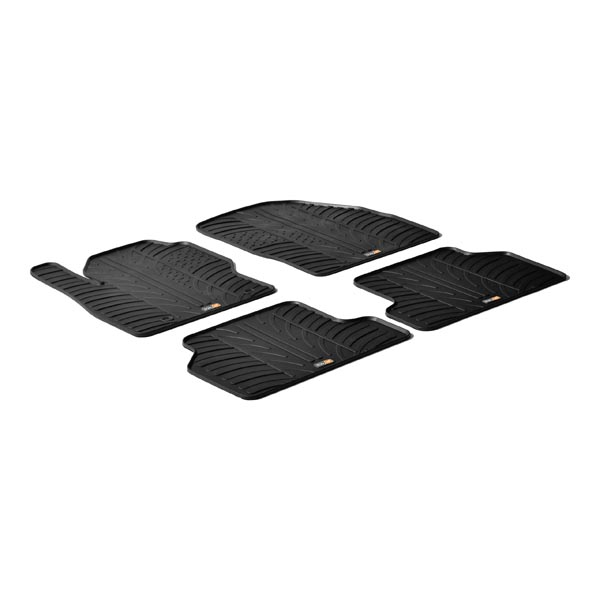 Travall® Mats per Ford Focus Familiare/Hatchback (2005-2010) / Berlina (2004-2010)