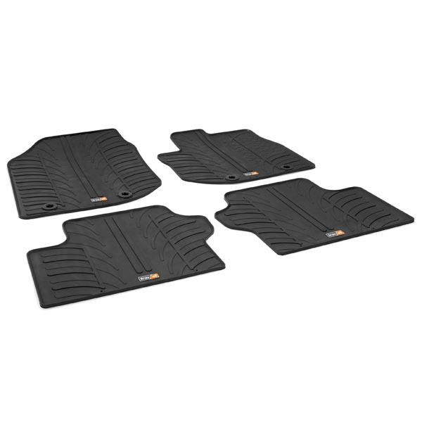 Travall® Mats per Honda Fit (2007-2014) / Jazz (2007-2016)