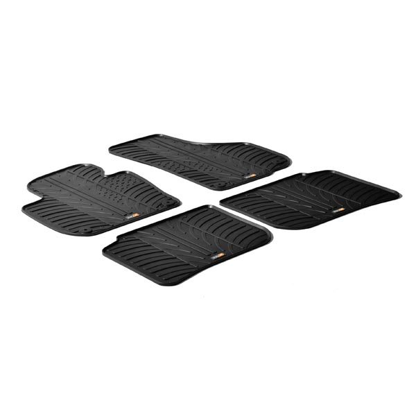 Travall® Mats per Skoda Superb Familiare/Berlina (2008-2015)